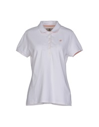 Timberland Polo Shirts White