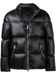 Mackage Padded Down Jacket Black