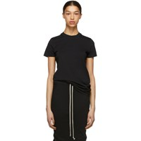 Rick Owens Drkshdw Black Crew Level T Shirt