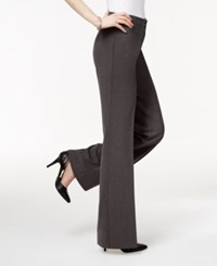 Styleandco. Style Co. Stretch Wide Leg Pants Only At Macy's Deep Grey