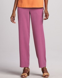 Go Silk Silk Ankle Pants Large 12 14