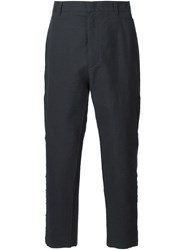 Alexandre Plokhov Unstructured Trousers Black