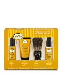 The Art Of Shaving 4 Elements Of The Perfect Shave Starter Kit Lemon