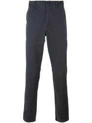 Michael Kors Slim Fit Trousers Grey