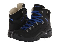 Lowa Renegade Pro Gtx Mid Black Cobalt Men's Shoes