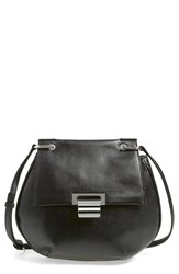 Ivanka Trump 'Turnberry Pancake' Crossbody Bag Black