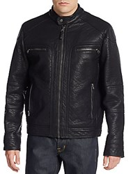Calvin Klein Bubble Jacket Black