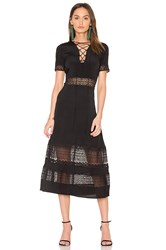 Rebecca Minkoff Marshall Dress Black