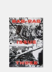 Books Rab Rab Journal 03 Journal For Political And Formal Inquiries In Art Black