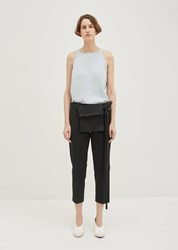 Nehera Soft Touch Cotton Pant Black