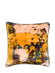 Susi Bellamy Osmosi Giallo Pillow Yellow