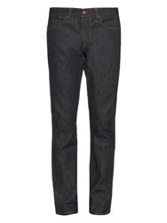 Simon Miller M001 Narrow Skinny Jeans Dark Blue