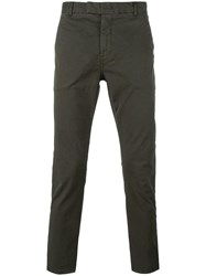 J Brand Stretch 'Gabardine' Chinos Green
