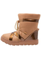 Flip Flop Original Cross Boots Brown Sugar