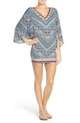 Laundry By Shelli Segal Women's Bohemian Tulip Cover Up Tunic