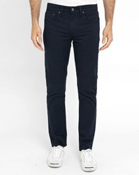 Levi's Navy 511 Slim Fit Trousers Blue