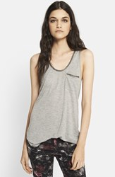 The Kooples Women's Embroidered Knit Tank