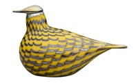 Iittala Toikka Yellow Grouse