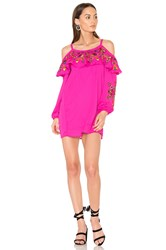 Vava By Joy Han Leela Dress Pink