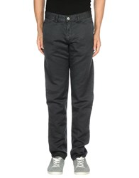 Dirk Bikkembergs Trousers Casual Trousers Men Dark Blue
