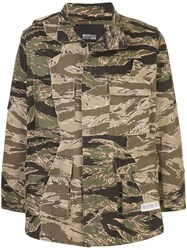 Mostly Heard Rarely Seen Cut Me Up Combat Jacket 60