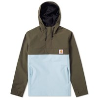 Carhartt Nimbus Two Tone Pullover Jacket Green