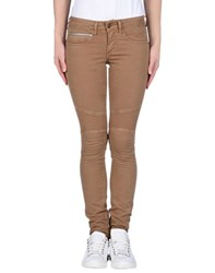 Rockstar Trousers Casual Trousers Women Camel