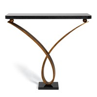 Villiers Byron 02 Console Table Antique Gold