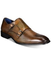 Bar Iii Men's Carrick Monk Strap With Medallion Only At Macy's Men's Shoes Camo