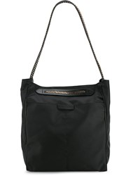 Stella Mccartney Falabella Go Hobo Bag Black