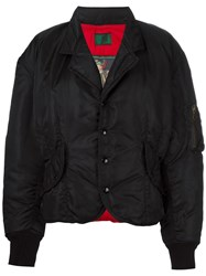Jean Paul Gaultier Vintage Padded Jacket Black