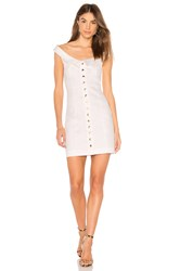 Clayton Benton Dress White
