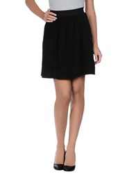 Selected Femme Skirts Knee Length Skirts Women Black