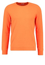 Filippa K Jumper Orange Fire