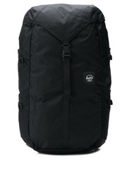 Herschel Supply Co. Barlow Logo Patch Backpack Black