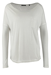 Marc O'polo Long Sleeved Top Oat Flake Off White