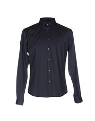 Bolongaro Trevor Shirts Dark Blue
