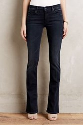 Anthropologie Mother Runaway Flare Jeans Slightly Sinful 24 Pants