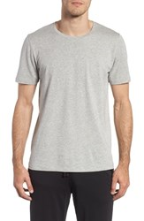 Tommy John Second Skin Crewneck T Shirt Heather Grey