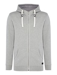 Minimum Men's Hooded Jumper Grey