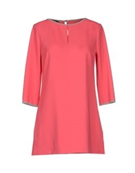 Nuvola Short Dresses Pink