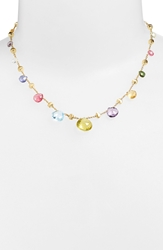 Marco Bicego 'Paradise' Collar Necklace Multi Yellow Gold