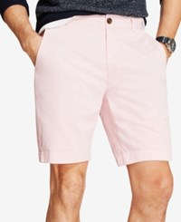 Brooks Brothers Brother Red Fleece Men's 9 Shorts Rose Shadow