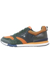 Gant Russell Trainers Moss Green