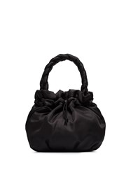 Staud Stella Top Handle Bag Black