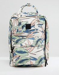 Vans Icono Square Backpack Green