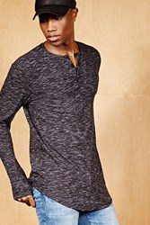 Forever 21 Project X Paris Marled Henley