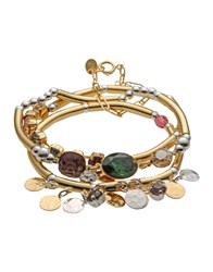 Reminiscence Jewellery Bracelets Women Gold