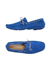 Gold Brothers Loafers Blue