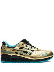 Asics Gel Lyte Iii Sneakers Gold